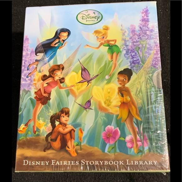 Disney Fairies StoryBook Library Hardcover Box Set